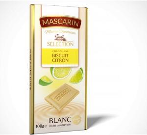 White Crispy Lemon Biscuit