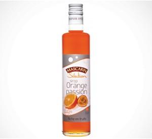 Mascarin Sélection Orange & Passion Fruit