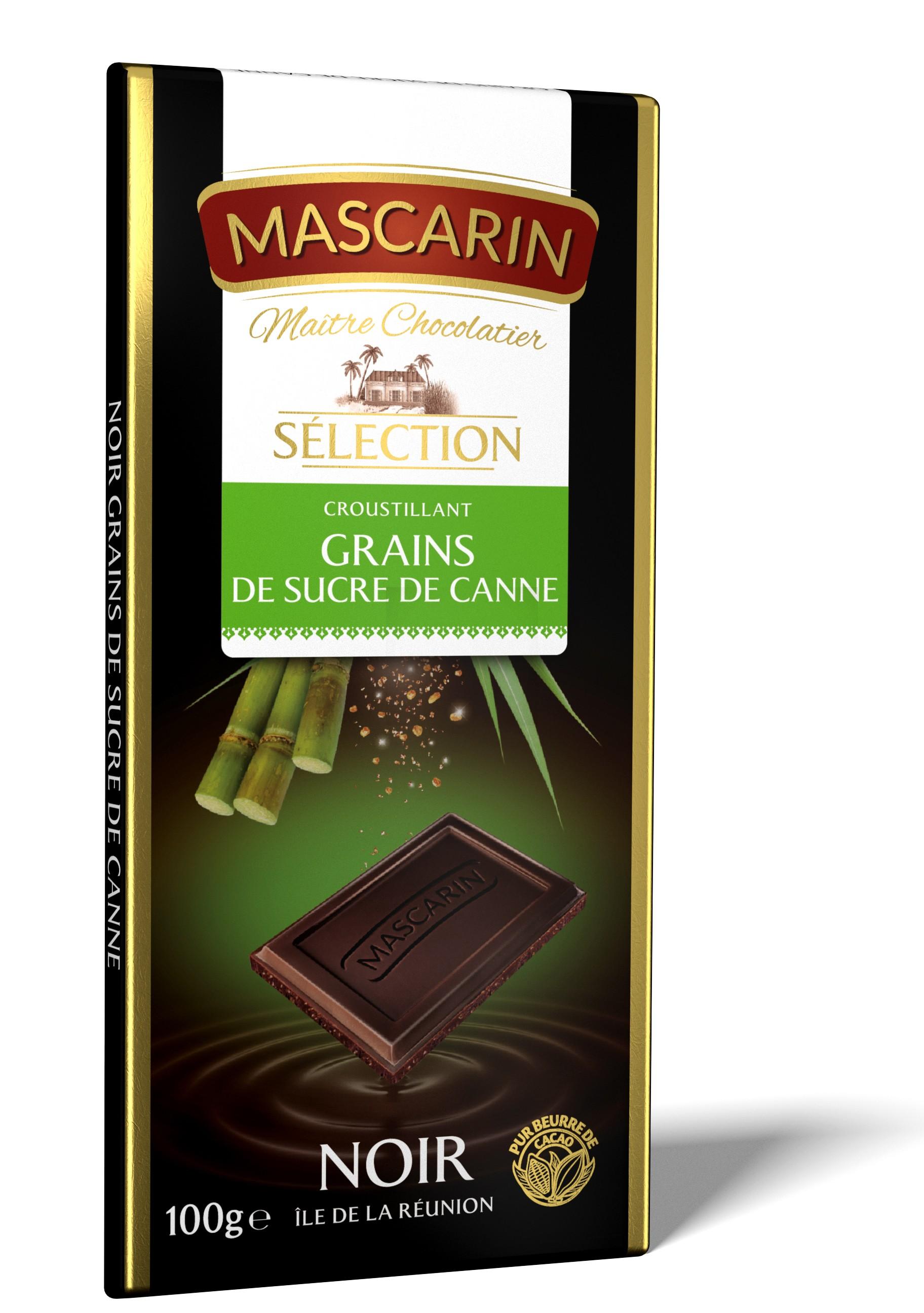 Mascarin dark crunchy cane sugar crystals for Chambre de sucre gourmet artisanal sugars