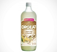 Orgeat (Almond) syrup