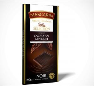 Noir Fondant 72% Cacao