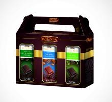 Valisette de 6 tablettes de dégustation