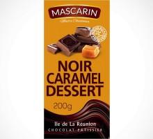 Noir  Caramel Dessert