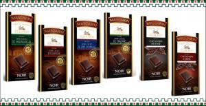 Des chocolats venus d'ailleurs